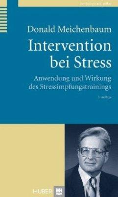 Intervention bei Stress - Meichenbaum, Donald W.