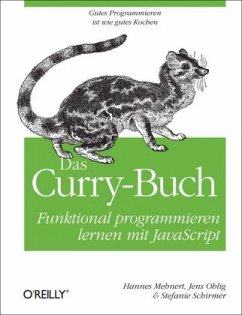 Das Curry-Buch - Funktional programmieren lerne...
