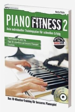 Piano Fitness, m. Audio-CD