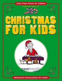 Christmas For Kids, für Klavier