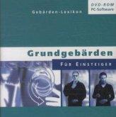 Grundgebärden für Einsteiger, 1 DVD-ROM / Gebärden-Lexikon