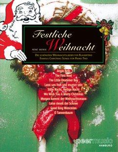 Festliche Weihnacht, für Klaviertrio