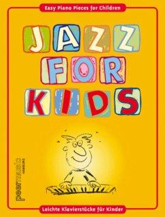 Jazz for kids, für Klavier