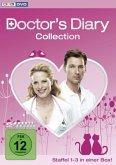 Doctor's Diary - Männer sind die beste Medizin - Komplettbox DVD-Box