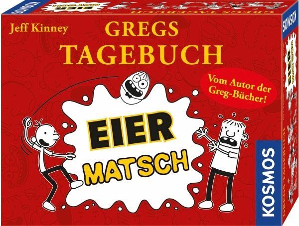 Eier Matsch. KOSMOS Gregs Tagebuch