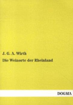 Die Weinorte der Rheinland