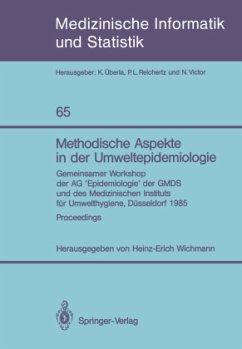 Methodische Aspekte in der Umweltepidemiologie