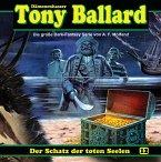 Der Schatz der toten Seelen, Audio-CD