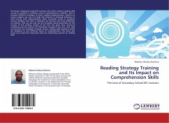 Reading Strategy Training and Its Impact on Comprehension Skills