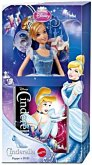 Cinderella, 1 DVD + Mattel Puppe (Diamond Edition)