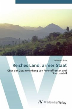 Reiches Land, armer Staat