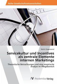 9783639425741 - Siegesmund, Martin: Servicekultur und Incentives als zentrale Elemente internen Marketings - Buch