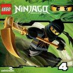 LEGO Ninjago Bd.4 (Audio-CD)