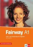 Fairway. Lehr- und Arbeitsbuch A1 mit Zusatzmaterial und 2 Audio-CDs