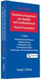 Standardvertragsmuster zum Handels- und Gesellschaftsrecht, Deutsch-Französisch\Contrats types en droit commercial et en droit des sociétés, Allemand-Francais, m. CD-ROM