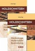 Holzschnitzen Band 1 und Band 2