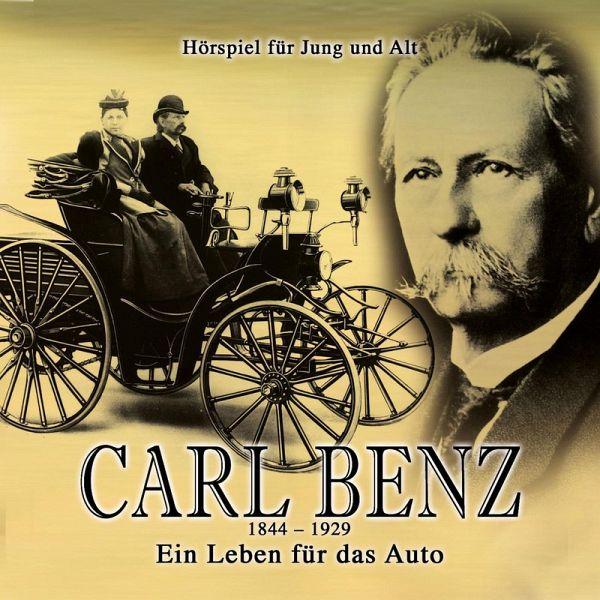 Carl Benz (MP3-Download) - <b>Stephan, Kurt</b> - 36035473z