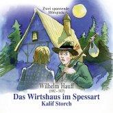 Das Wirtshaus im Spessart und Kalif Storch (MP3-Download)