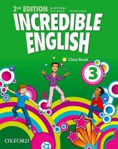 Incredible English 3: Class Book