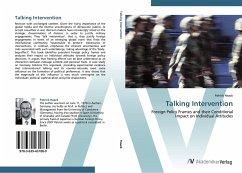 9783639431889 - Haack, Patrick: Talking Intervention - Knyga