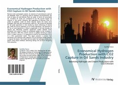 9783639431681 - Cynthia Tarun: Economical Hydrogen Production with CO2 Capture in Oil Sands Industry - Knyga
