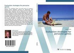 9783639431827 - Kuntze, André: Evaluation strategies for pervasive games - Knyga