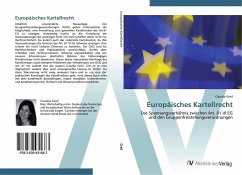 9783639431667 - Greil, Claudia: Europäisches Kartellrecht - Knyga