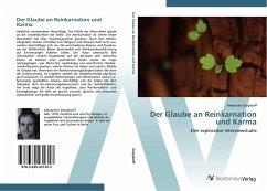 9783639431353 - Dreydorff, Alexander: Der Glaube an Reinkarnation und Karma - Knyga