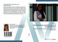 9783639431919 - Bygnes, Susanne: Questioning modernity and development - Knyga