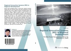 9783639431698 - Lee, Doohee: Regional Innovation Systems (RIS) in Regional Development: The Role of Local Characteristics of RIS in the Nonmetro U.S. South - Knyga