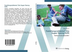 9783639431414 - Rausch, Marius: Familienprobleme? Die Super Nanny hilft - Knyga