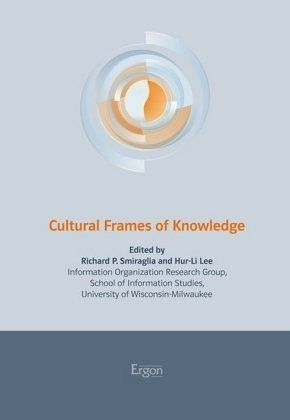 characterustucs of the cultural frame In 1998, a conceptual framework was developed that represented the interplay   findings: characteristics of the concept of context in terms of organizational.