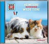 Heimtiere / Wildtiere, Audio-CD
