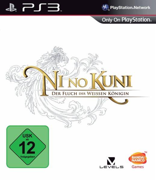 Ni No Kuni: Der Fluch der weißen Königin (PlayStation 3)