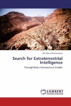 Search for Extraterrestrial Intelligence - Bhattacharya, Asit Baran
