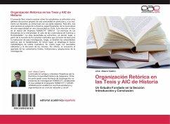 Organización Retórica en las Tesis y AIC de Historia