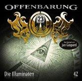 Die Illuminaten / Offenbarung 23 Bd.42 (1 Audio-CD)