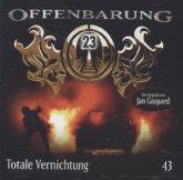 Totale Vernichtung / Offenbarung 23 Bd.43 (1 Audio-CD)
