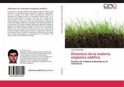 Dinámica de la materia orgánica edáfica