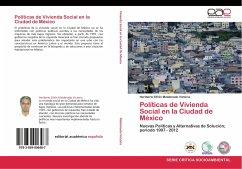 Políticas de Vivienda Social en la Ciudad de México