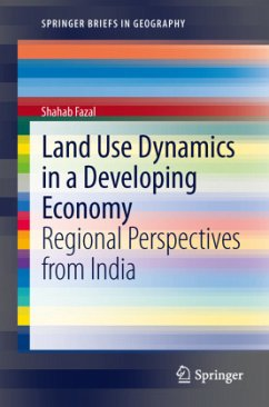 Land Use Dynamics in a Developing Economy - Fazal, Shahab