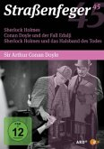 Straßenfeger 45 - Sir Arthur Conan Doyle (4 Discs)