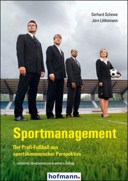 Sportmanagement beroepen