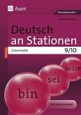 Deutsch an Stationen SPEZIAL Grammatik 9-10