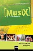 5./6. Schuljahr, Multimedia-CD-ROM (Einzelplatzversion) / Musix - Das Kursbuch Musik 1