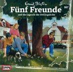 Fünf Freunde und die Legende der Zwillingseiche / Fünf Freunde Bd.98 (1 Audio-CD)