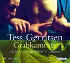 Grabkammer / Jane Rizzoli Bd.7 (MP3-Download)