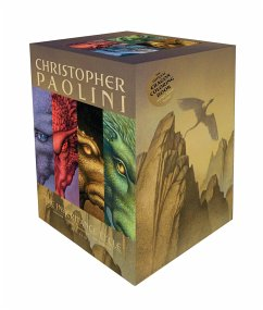 Inheritance Cycle 4 Book Set - Paolini, Christopher