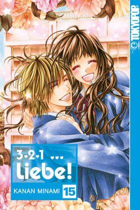 Buch-Reihe 3, 2, 1 ... Liebe!