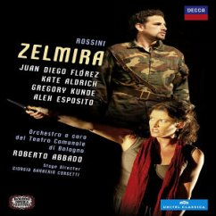Rossini: Zelmira - Florez/Aldrich/Kunde/Abbado/Otcb